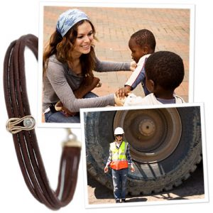 Rachel Bilson Charity Bracelet