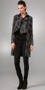 Rag And Bone Tweed Coat