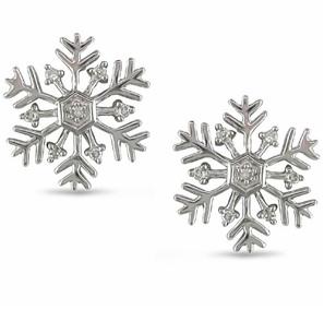Snowflake Studs 2