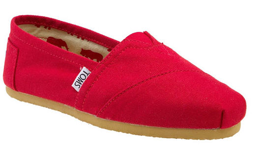 toms the shoes