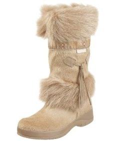 Tecnica Fur Boots