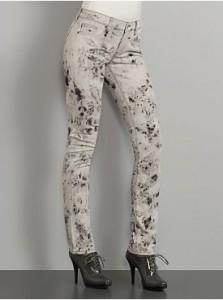 Tie Dye Skinny Jeans Linden