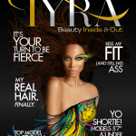 Tyra Banks' New Web Site