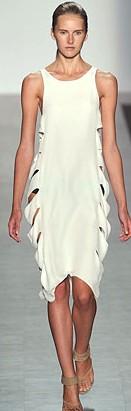 White Max Azria Dress