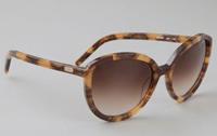 chloe abelie cat sunglasses