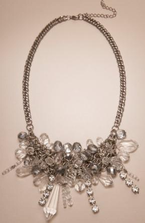 ann taylor bib necklace