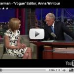 anna wintour on the late show