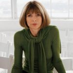Anna Wintour in promo shot for The September Issue