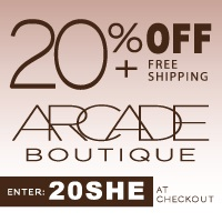 Shop Arcadeboutique.com