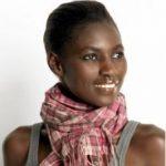 banana republic cotton plaid scarf