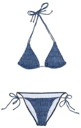 banana republic luxe leisure bikini