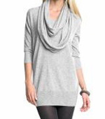Banana Republic Cashmere Scarf Sweater Dress