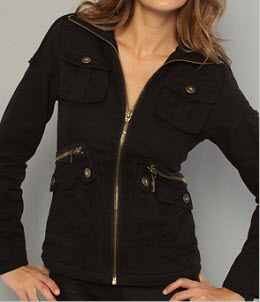 bb dakota twilight jacket