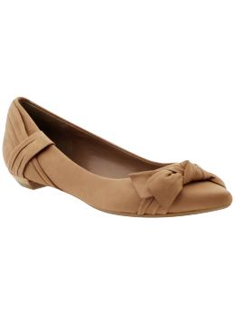 bcbgirls walnut sole flat