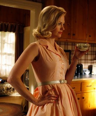 Betty Draper of Mad Men