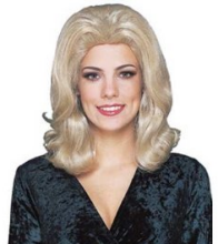 betty draper blonde wig