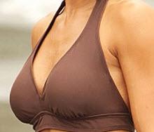 Athleta bikini top