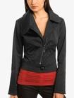 black marciano biker jacket