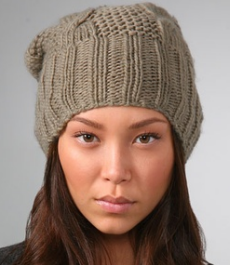 bop basics knit hat