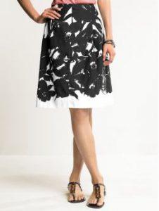 br-skirt-floral