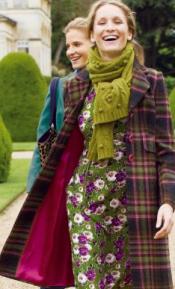 british tweed coat
