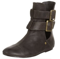 dv by dolce vita buckle kent ankle boot