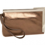 calvin klein small lux clutch