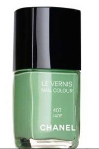 Chanel's New Jade Polish