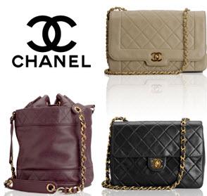 Chanel Vintage Handbags At Billion Dollar S