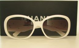 Chanel White Sunglasses  your own chanel heirloom for under 350