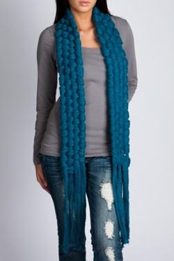 charlotte russe basket weave scarf