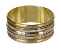 charlotte-russe-mixed-metal-bangle