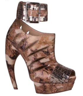 christian siriano for payless shootie