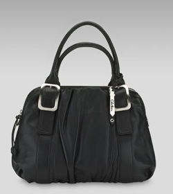 cole haan village ruched satchel