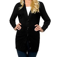 corsage by tracy reese cardigan for HSN