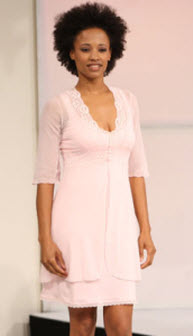 cosabella nightgown on oprah 1