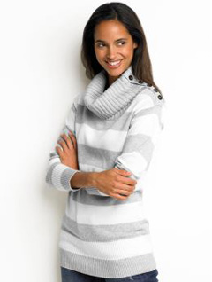 Banana Republic cowlneck sweater