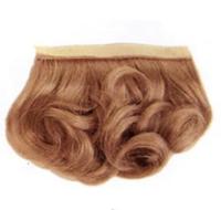 curly hair bang