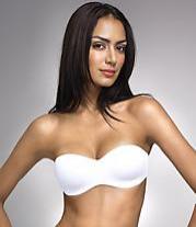 dominique strapless bra