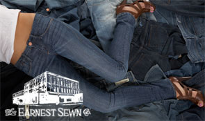 Earnest Sewn denim at Hautelook