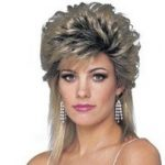 Get a wacky wig this Halloween