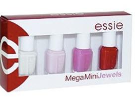 essie mega mini jewels