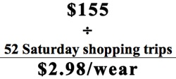fashion math