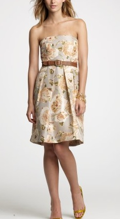 floral lorelei dress