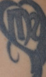 former tattoo image