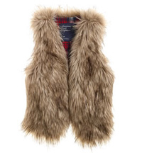 AE Furry Vest