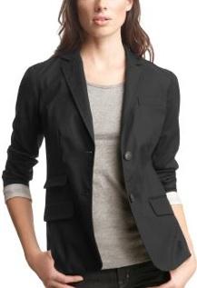 gap perfect blazer