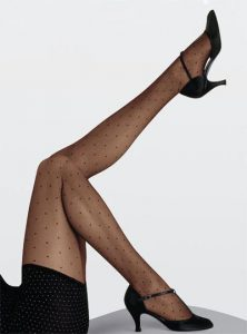gerbe spotty tights