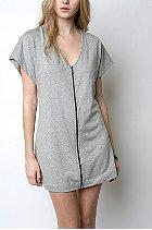gray-zip-dress