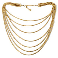 r.j. graziano divine shine necklace for HSN
